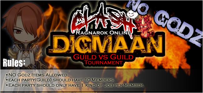 [EVENT] Guild vs Guild No-godz