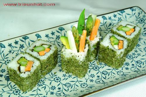 [Tổng hợp] Sushi Sushiraucuon