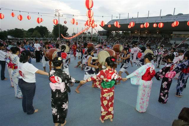 [Đời sống - Văn hóa] Bon Odori - Lễ Hội Múa Truyền Thống Nhật Bản Bonodori