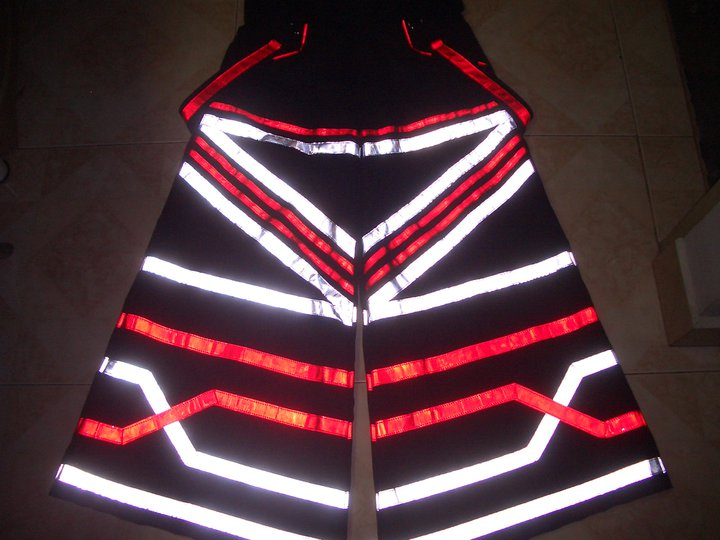 Rofan's Rave Shop [Pre - Order] Phat Pants , Reflective Wristband and Scotlight 228797_10150275476413591_1666000_n
