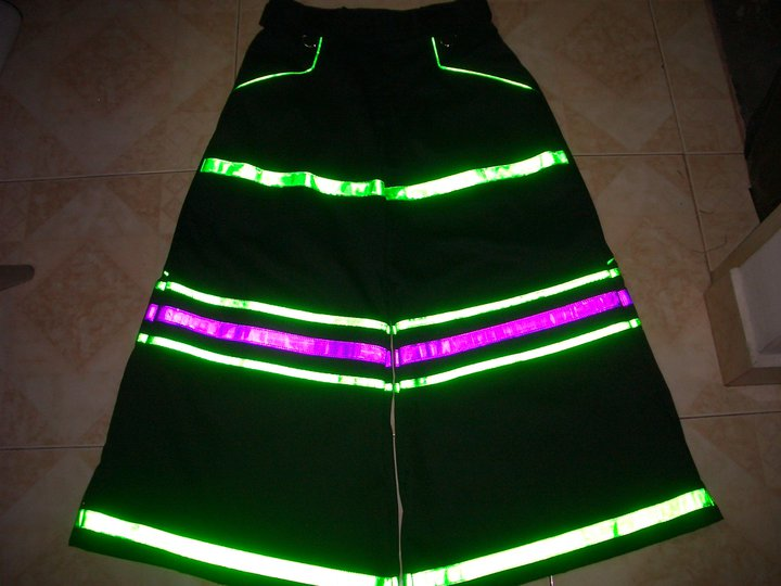 Rofan's Rave Shop [Pre - Order] Phat Pants , Reflective Wristband and Scotlight 293103_10150275472113591_1439990_n