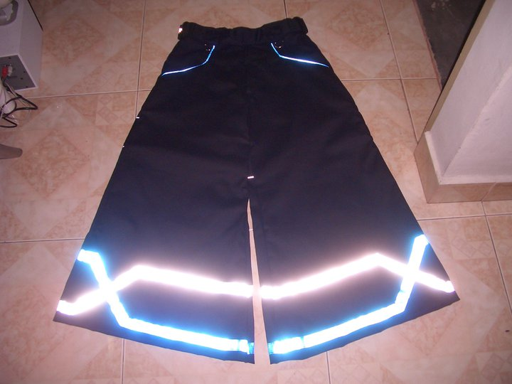 Rofan's Rave Shop [Pre - Order] Phat Pants , Reflective Wristband and Scotlight 303676_10150275455548591_5334594_n