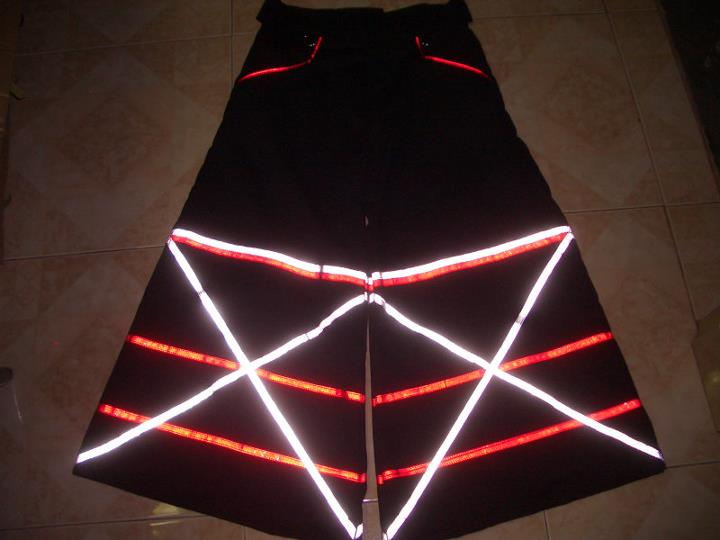 Rofan's Rave Shop [Pre - Order] Phat Pants , Reflective Wristband and Scotlight 309153_10150281822703591_1427353_n