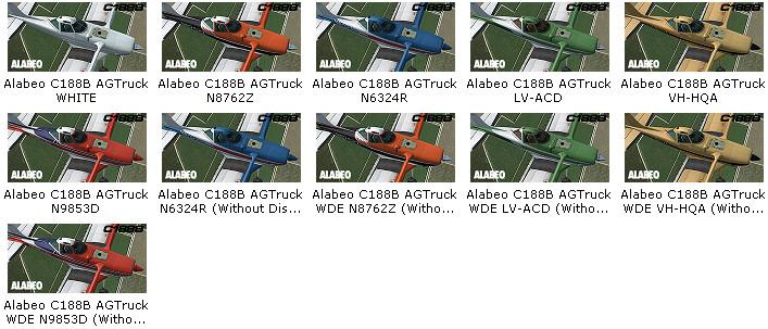 Alabeo Cessna C188B AGtruck (Review de Fontenele) Alabeo002