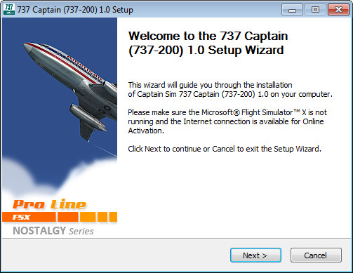 Captain Sim Boeing 737-200 (Review de Fontenele) 737-200-03