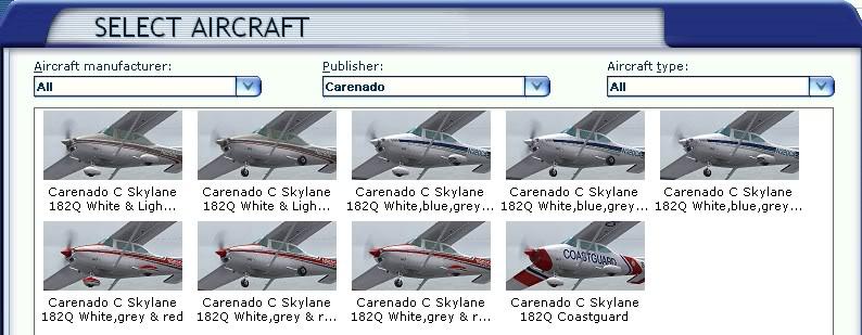 Carenado Cessna 182Q Skylane (Review de Fontenele) Cessna182q-01