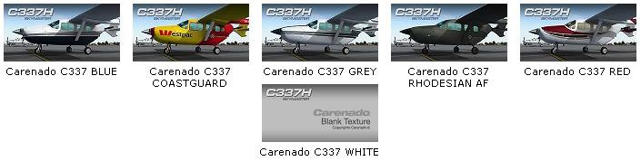 Carenado Cessna 337H Skymaster (Review de Fontenele) C337_01