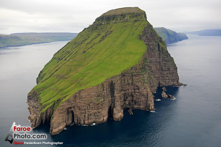 Vágar (Ilhas Faroe) - Por Fontenele Hoyvk