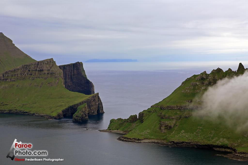 Vágar (Ilhas Faroe) - Por Fontenele Koltur