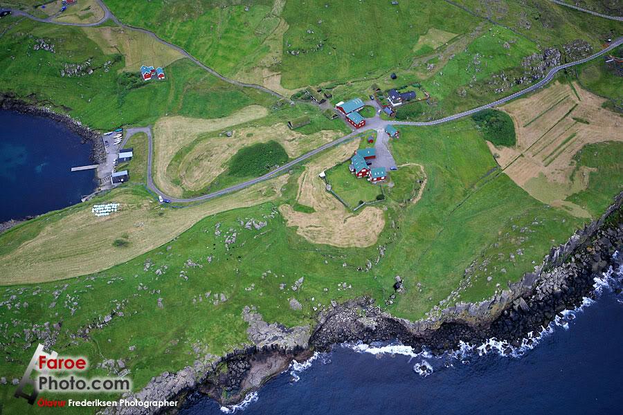 Vágar (Ilhas Faroe) - Por Fontenele Tindhlmur