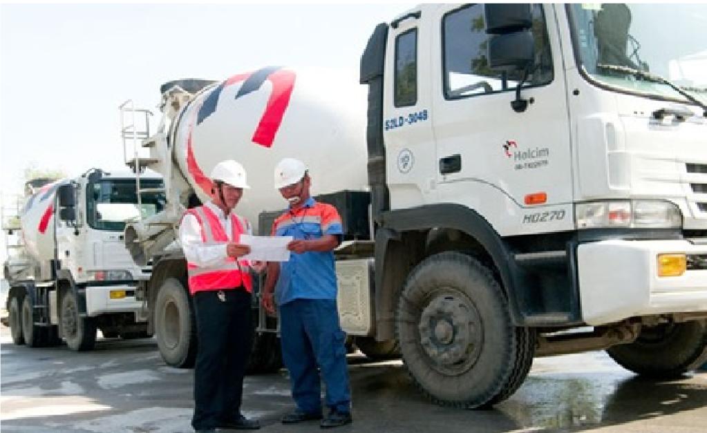 Holcim Home Beton - Xu hướng dùng bê tông tươi trong xây nhà dân dụng Duong