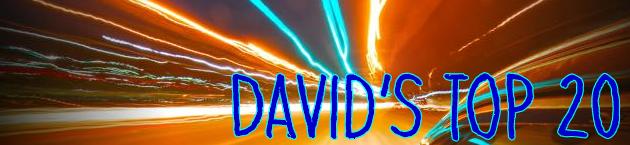 David's Top 20 Banner