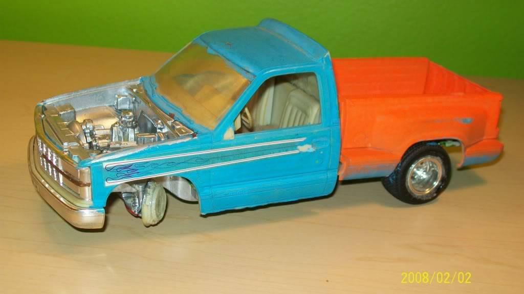 Chevrolet Silverado 4th Gen 100_3761