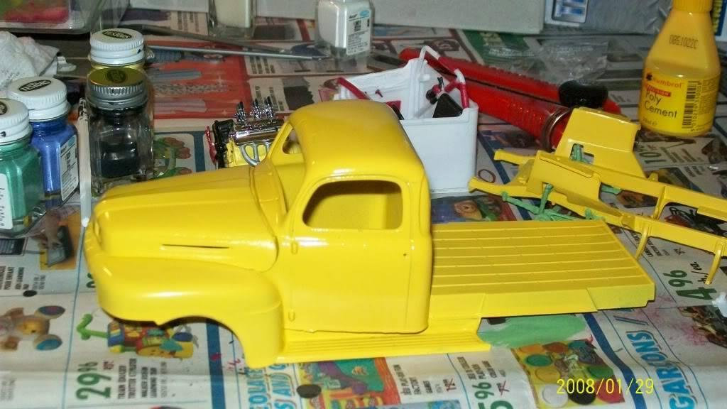 Le premier avec vous! Ford F1 1950 100_3725