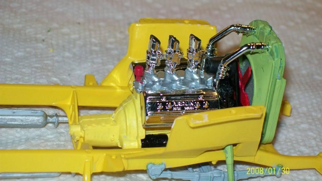 Le premier avec vous! Ford F1 1950 100_3753