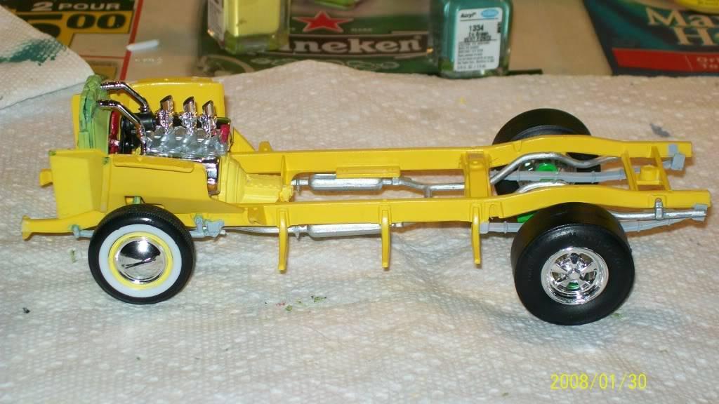 Le premier avec vous! Ford F1 1950 100_3756