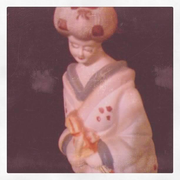 This is soo cool... Geisha
