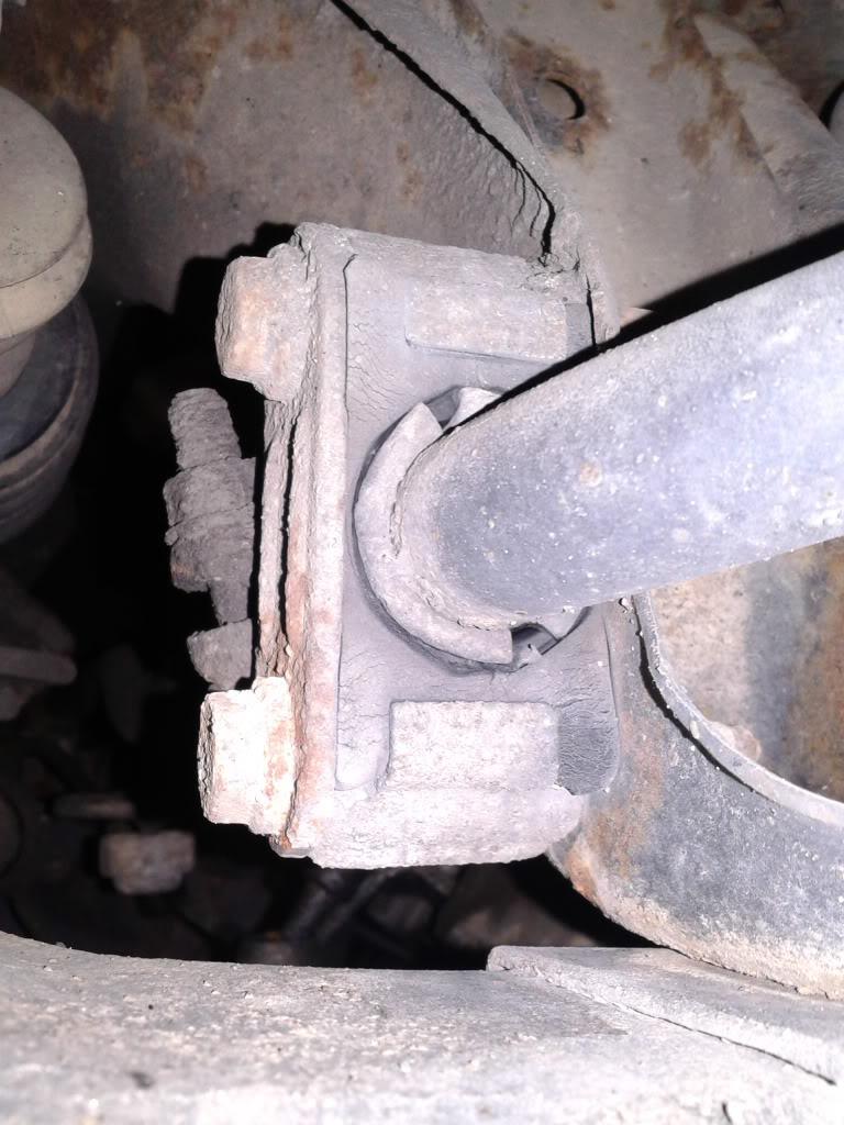 Bruits train avant - Barre stabilisatrice ou + grave ? Photo-0064