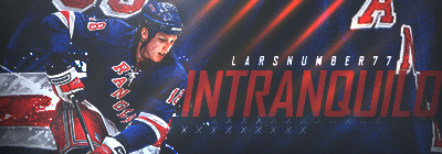 New York Rangers. MarcStaal