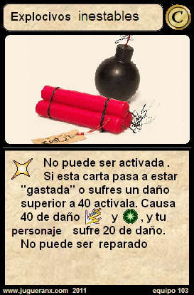 [coleccion] de xoquatl 103-explocivoinestables