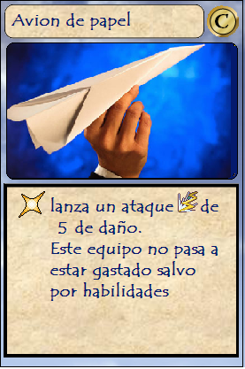 Tienda de Cartas Janx - Página 2 Aviondepapel