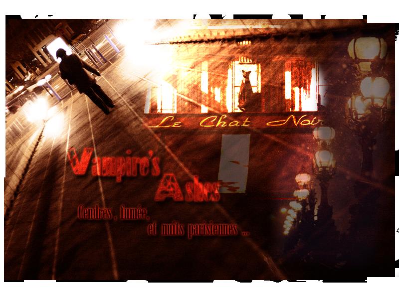 Vampires Ashes