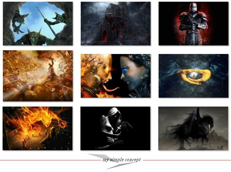 HD Wallpapers Collection - Great Quality !!! - Page 10 DarkHDWallpapersSet-1logo