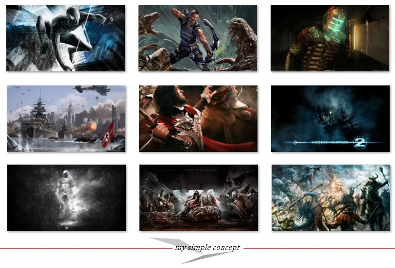 HD Wallpapers Collection - Great Quality !!! - Page 10 GAMESHD3logo