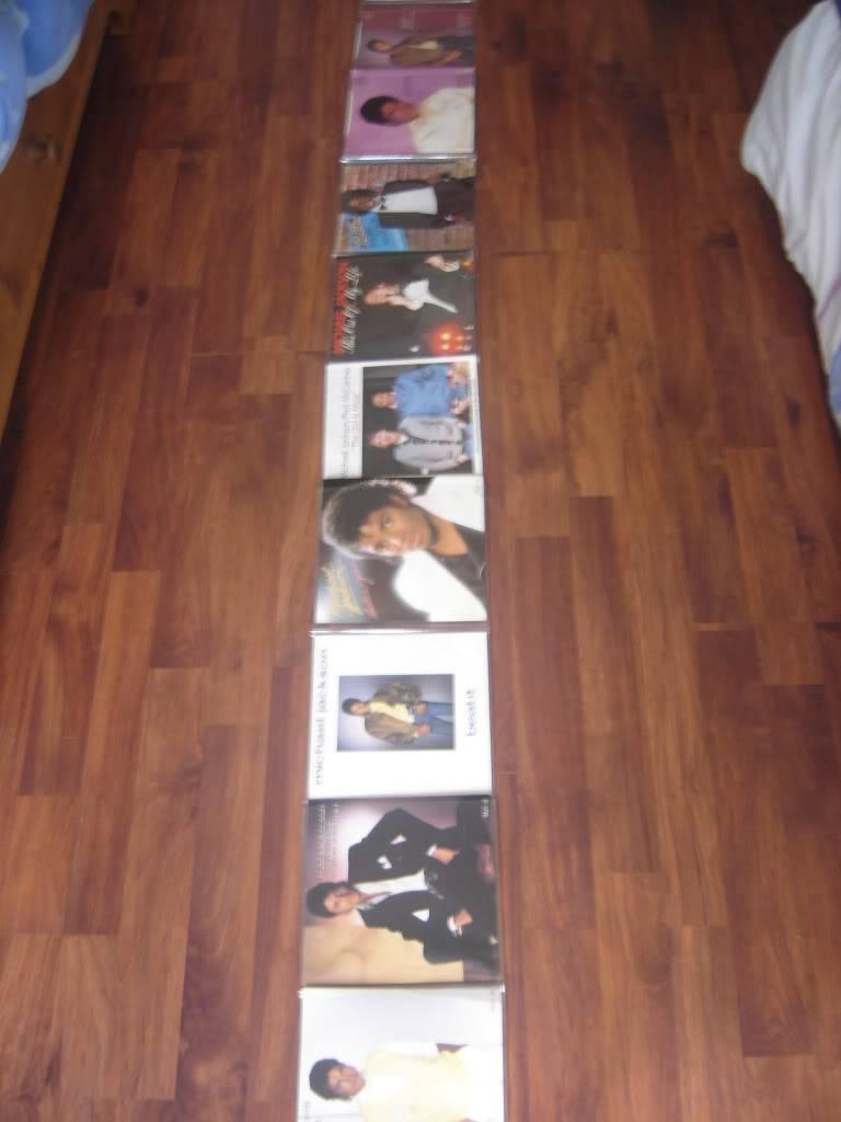 Michael Jackson 9 Singles Pack DSC07464