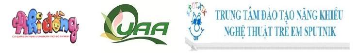Bé đi Hội chợ Xuân 2012 Logo