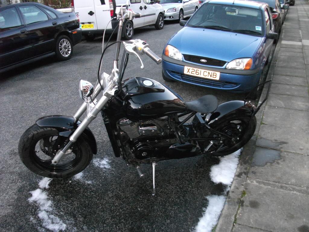 Going Ape ... Suzuki M800 / M50 DSCF3057