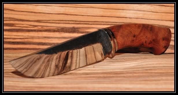 Couteaux Droits Brut de Forge BFORGE2ATOC
