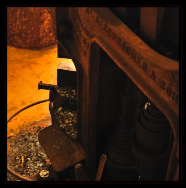 Feux et sueurs; images de forge Cout11ATOC