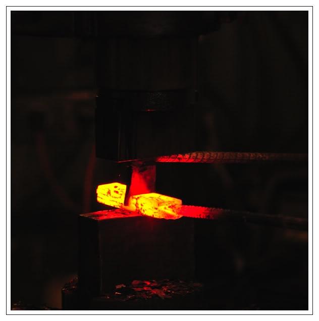 Feux et sueurs; images de forge Cout19ATOC