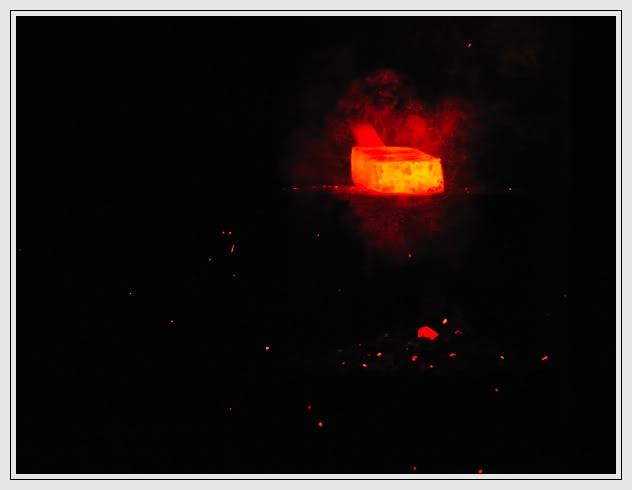Feux et sueurs; images de forge Cout5ATOC