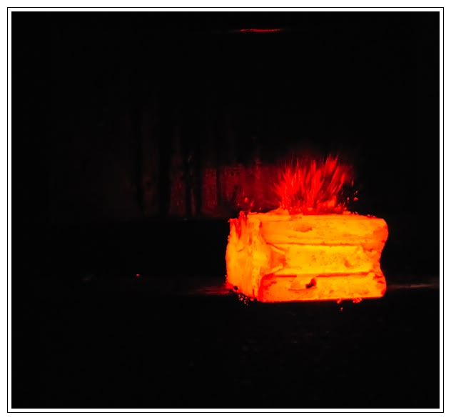 Feux et sueurs; images de forge Cout7ATOC