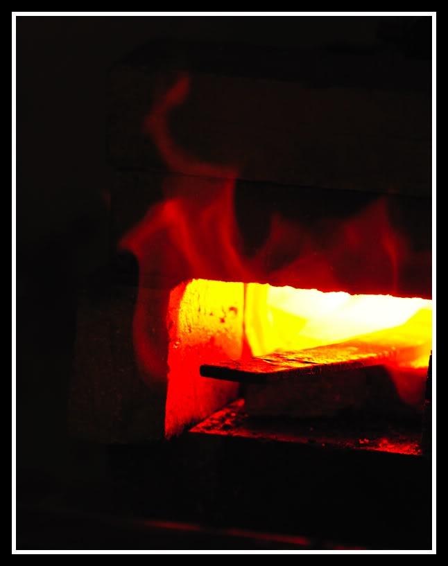 Feux et sueurs; images de forge Cout8ATOC