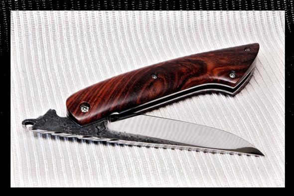 Couteaux Pliants : AVANT PREMIERE - Page 2 ETERCO