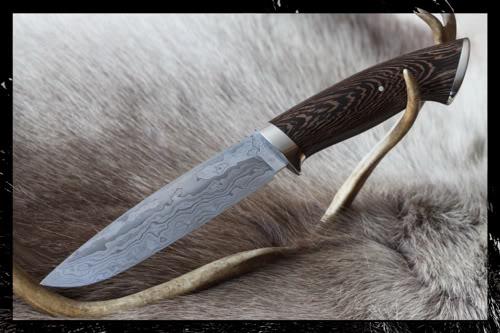 Couteaux Droits Damas : Pukko, et autres.... PH2RC