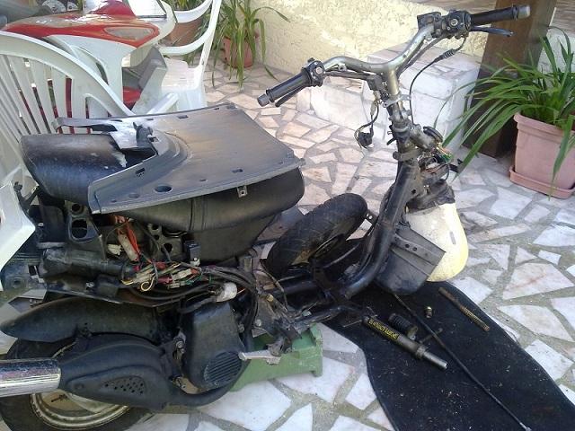restauro de Yamaha Target de Claudio Carvalho 12042011040_zps48092148