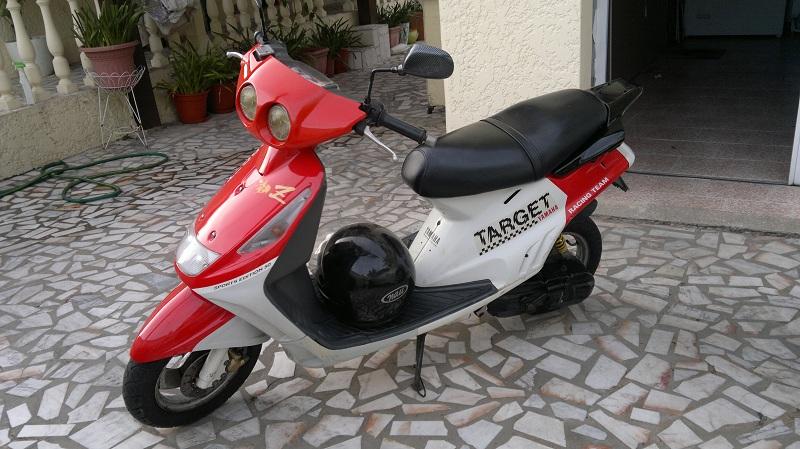 restauro de Yamaha Target de Claudio Carvalho 2012-09-12-001_zpsd8904773