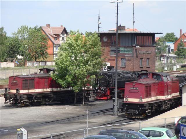 Harz Railway - A trip to Germany DSC02436Small