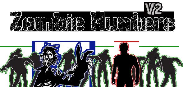 Muy pronto Zombie Hunters V2 HeaderV2