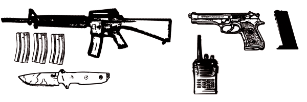 Zombie Hunters Rol Game [Etapa 2] TakashiTorres