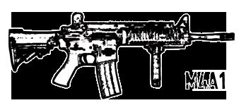 Zombie Hunters Rol Game [Etapa 2] M4a1-1