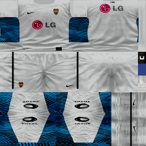 Kits by juanromanriquelme2011 - Boca Especial 2012 BocaArquero11-12-1
