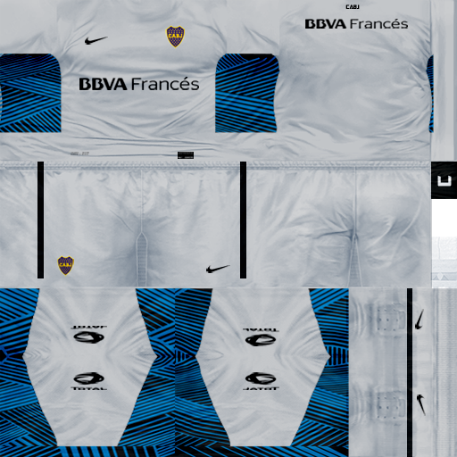 Kits by juanromanriquelme2011 - Boca Especial 2012 BocaArqueroBBVA11-12-1