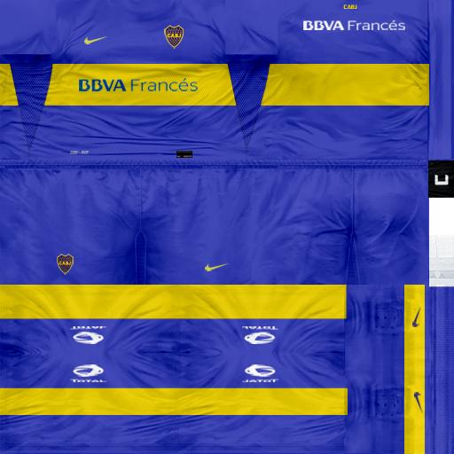 Kits by juanromanriquelme2011 - Boca Especial 2012 BocaBBVA11-12-1
