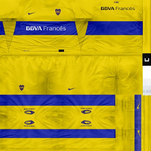 Kits by juanromanriquelme2011 - Boca Especial 2012 BocaSuplenteBBVA11-12-1