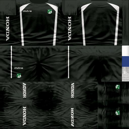 Kits by juanromanriquelme2011 - Boca Especial 2012 DeportivoCaliArquero11-12